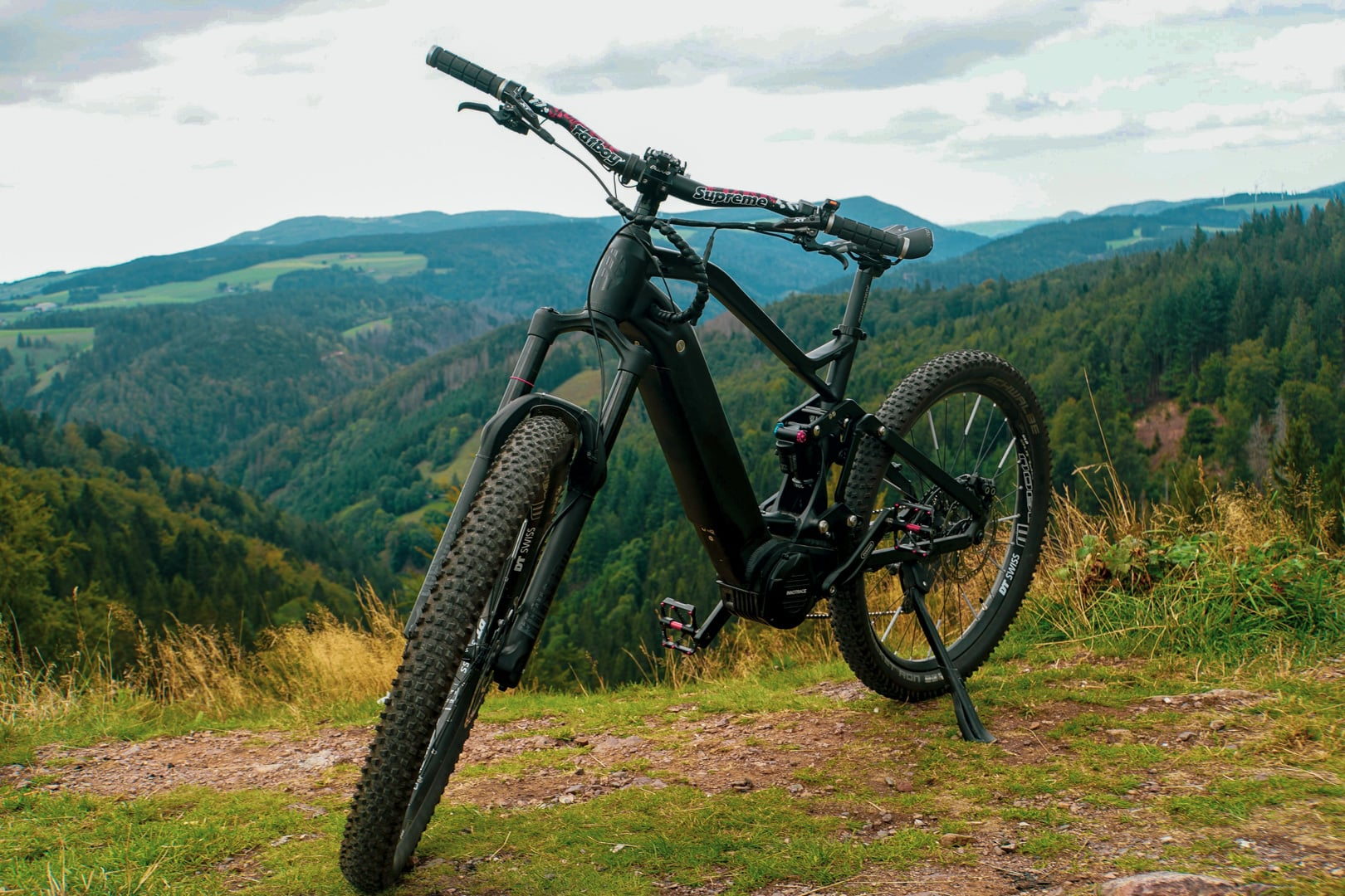 innotrace bikes front